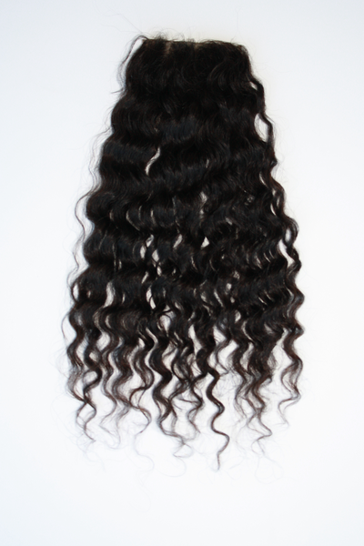 Brazilian Deep wave lace closure - vip
