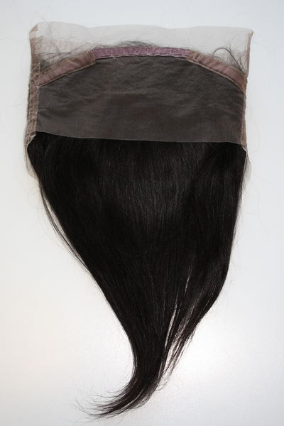 Malaysian Natural Straight 360 Closure *NEW*