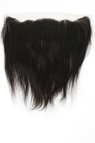 VIP Malaysian Natural Straight Frontal - front