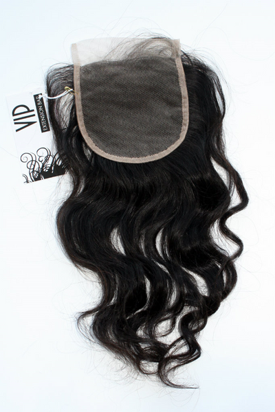 Malaysian Loose Wave Lace Closure - Back