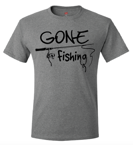 Gone Fishing PRESALE - Tink and Key