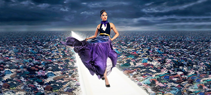 How the Fashion Industry Contributes to Pollution