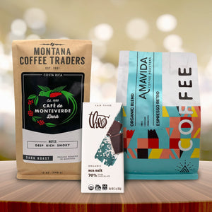 Coffee in the Park Big Sky Goodie Box | Changing Tides