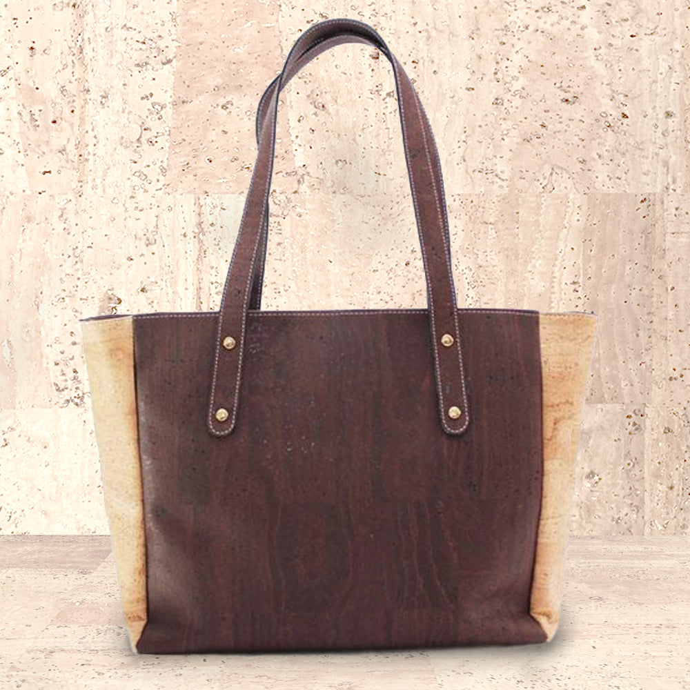 Cork Carminda Tote Bag | Seeds for Kindness