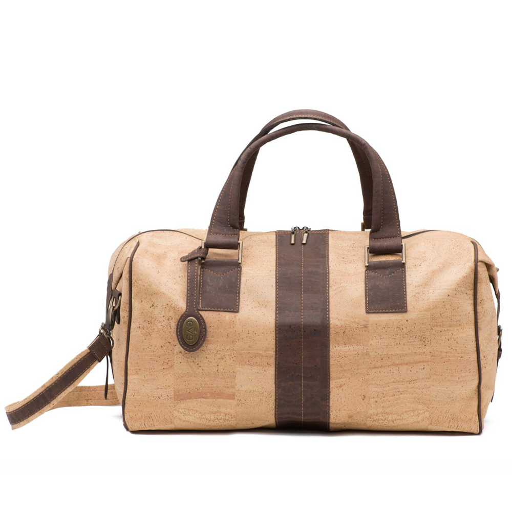 Cork Preston Duffle Bag | Seeds for Kindness