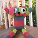 Fleece Puppy | Upcycled, Recycled, Repurposed, Reimagined | Seeds for Kindness