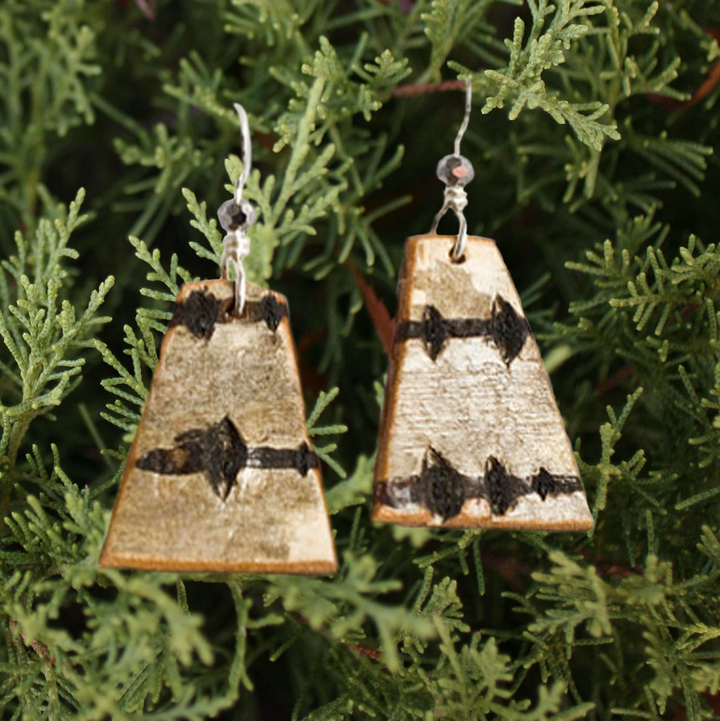 Birch Earrings - Small