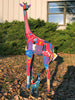 Flip-Flop Giraffe | Upcycled, Recycled, Repurposed, Reimagined | Seeds for Kindness