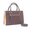 Cork Carolyna Satchel | Upcycled, Recycled, Repurposed, Reimagined | Changing Tides