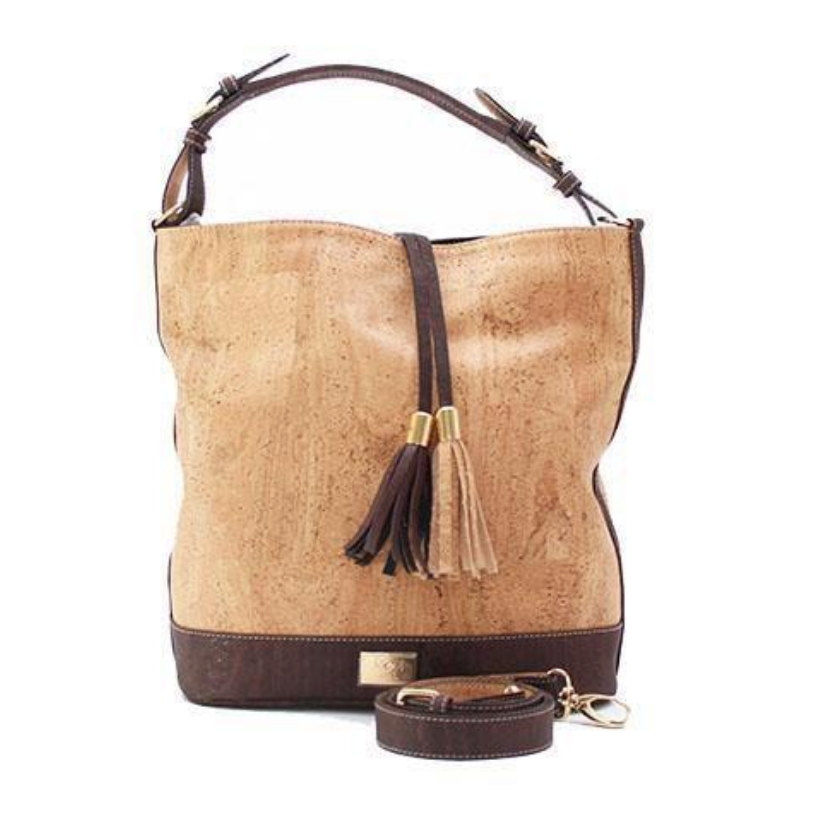 Cork Julia Hobo Bag | Seeds for Kindness