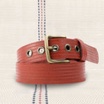 Firehose West End Belt  | Upcycled, Recycled, Repurposed, Reimagined | Changing Tides