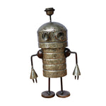 Recycled Garden Alien Robot (Beep) by Seeds for Kindness