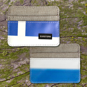 Billboard Cardholder Wallet | Upcycled, Recycled, Repurposed, Reimagined | Changing Tides