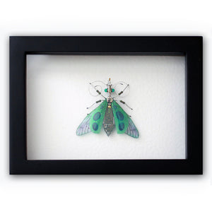 Circuit Board Sparkle Beetle | Upcycled, Recycled, Repurposed, Reimagined | Changing Tides