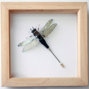 Circuit Board Dragonfly | Upcycled, Recycled, Repurposed, Reimagined | Changing Tides