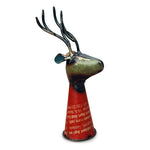 Recycled Deer Bottle Topper by Seeds for Kindness