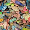 Flip-Flop Bison | Upcycled, Recycled, Repurposed, Reimagined | Changing Tides