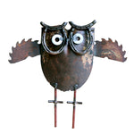 Recycled Garden Owl by Seeds for Kindness