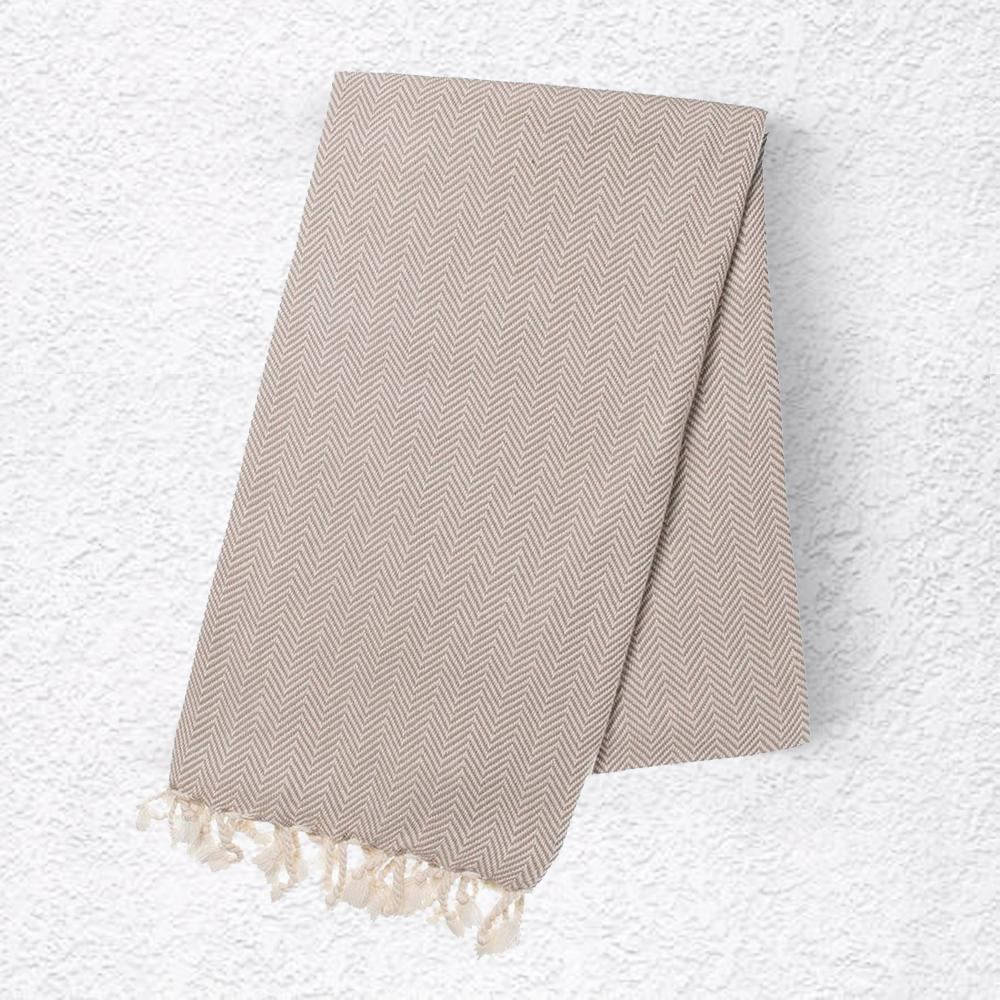 Sand Turkish Towel | Changing Tides