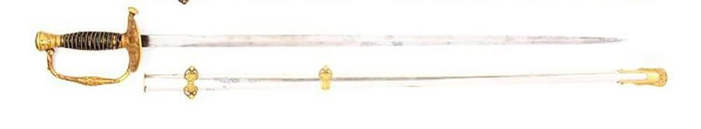 Sword, Civil War Model, 1800s, Staff & Field Officer's!! Awesome Antique!!