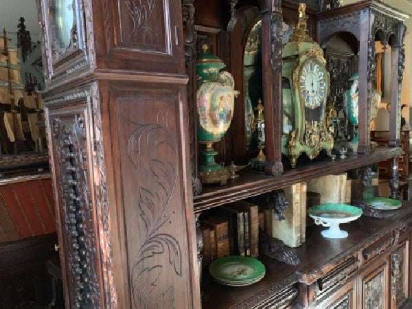 Decor Art Clocks Statues Candlesticks Page 4 Old