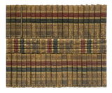 "Antique Books, ""The Waverly Novels"", Sir Walter Scott, (Lot of 48) 19th C. (1800s), ! - Old Europe Antique Home Furnishings"