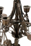 Antique Candelabrum Lamps, Pair of French Neoclassical Bronze Lamps, Gorgeous! - Old Europe Antique Home Furnishings
