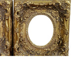 Gilt Picture Frames, Pair of Ornate Frames, Vintage / Antique, Beautiful!! - Old Europe Antique Home Furnishings