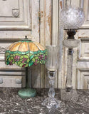 Gorgeous Tiffany Style Antique Lamp!!! - Old Europe Antique Home Furnishings