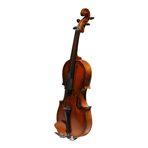 Violin, Small Teaching, German, Vintage, Handsome Musical Instrument - Old Europe Antique Home Furnishings
