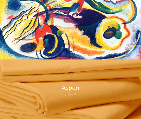 New expressive luxury bedding from Flaneur