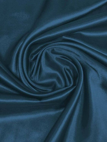 Poseidon Blue Fabric by Flaneur luxury bedding. 100% supima cotton, hand dyed in Los Angeles.