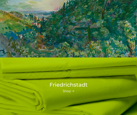 Flaneur's custom curated colors