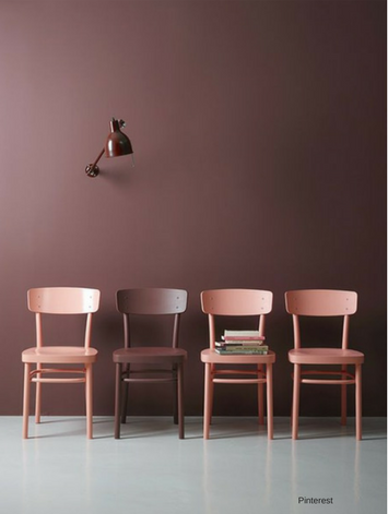 chairs, architectural digest, luxury design, winter palette, fall shades, Flaneur design