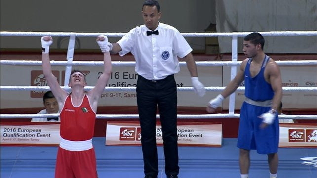 Boxing: Joyce & Irvine qualify for the Olympics, Taylor yet to qualify
