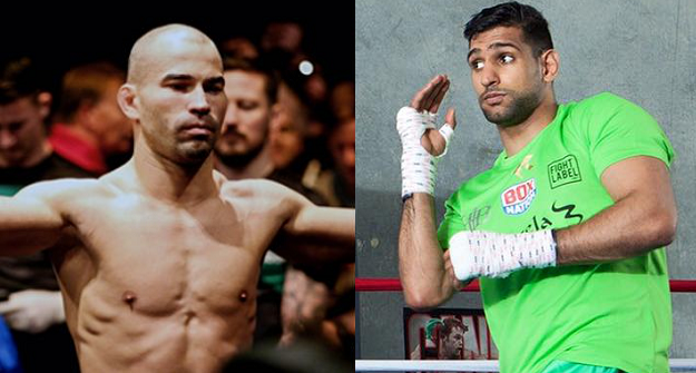 "Artem Lobov wants an ""easy"" boxing bout with ""chinny"" Amir Khan"