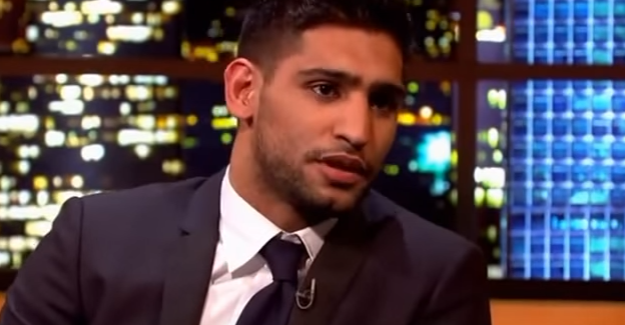 "Amir Khan ""would definitely"" fight Conor McGregor in MMA"