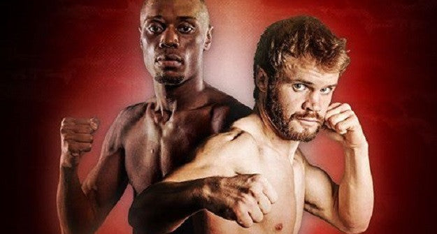 Andy Young vs. Dominic Wooding title fight set for BAMMA 28 co-main