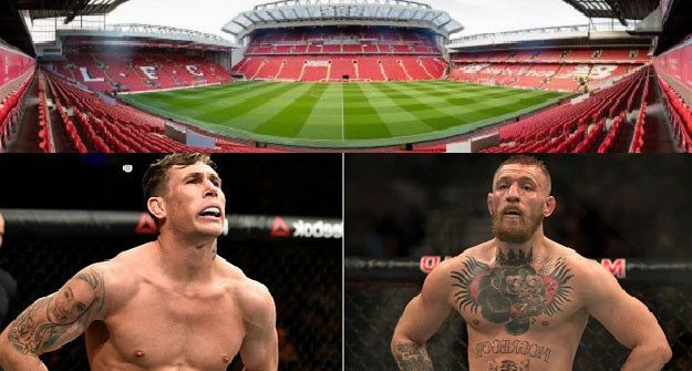 Darren Till to Conor McGregor: Let's Sell Out Anfield!