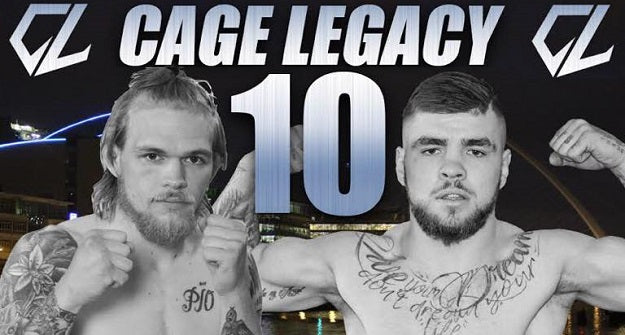 Decky Dalton vs. Tom Pédréno to headline Cage Legacy 10