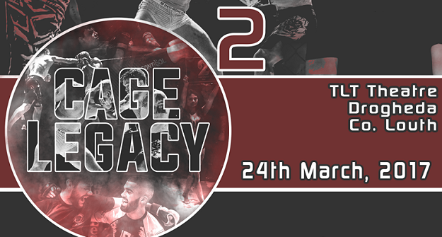 Cage Legacy 2 Fight Card