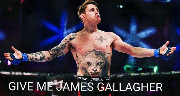 "Cameron Else: ""James Gallagher is a fake and he needs to prove himself."""