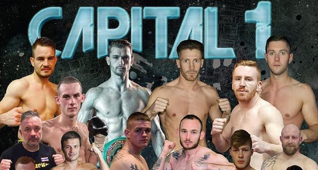 Updated Fight Card for Capital 1