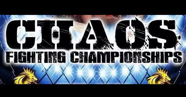 Chaos FC 16 announced for November 12th - Kelly to defend title