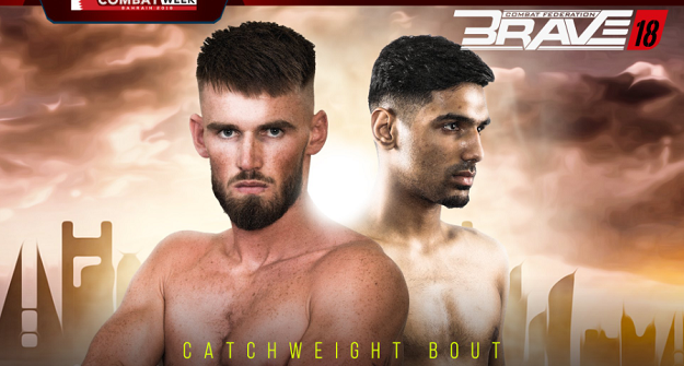 Cian Cowley returns at Brave 18