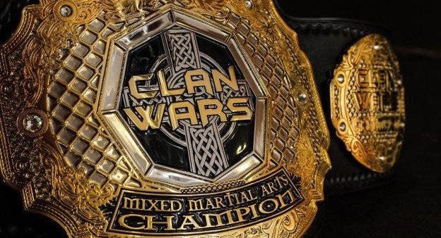 Reid and Lawrence top the bill at Clan Wars 25 on Sunday