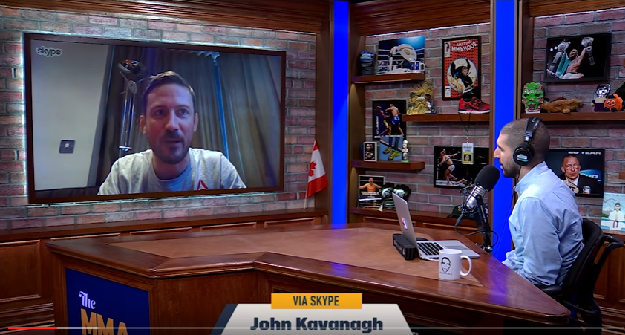 John Kavanagh talks: Gallagher's win at MSG and McGregor vs. Mayweather