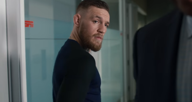[Video] Conor McGregor in Marvel's Iron Fist adverts