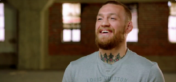 [Video] McGregor reveals things are getting better with the UFC after meeting
