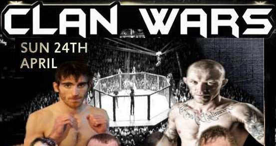 Clan Wars 24: McCombe vs. Kelly Preview